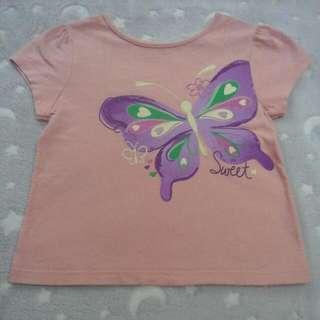garanimals top shirt girl 4 years