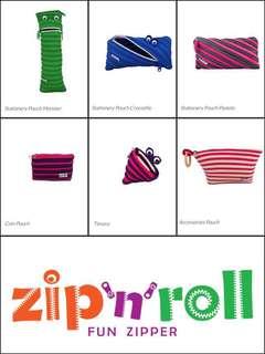 CLEARANCE SALE**Zip N Roll Zipper Fun