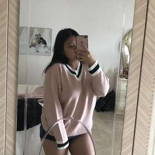 BNWT Pink Jumper