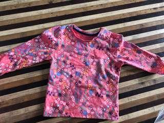 Mothercare long sleeve shirt