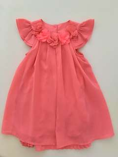 MOTHERCARE Orange Dress