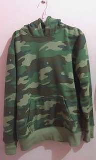 #mausupreme Pull&Bear Camouflage Hoodie