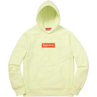 Supreme Box Logo Hoodies *AUTHENTIC*