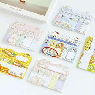 Sanrio Sticky Notes