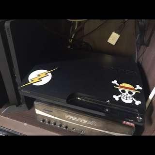 PlayStation 3 Slim (Jailbroken
