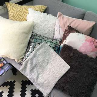 Cushion cover and Pillow