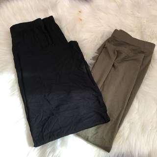 BRAND NEW PLT tight knee length skirt