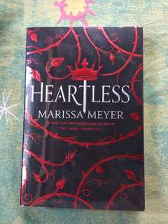 Heartless (sealed and brand new) by Marissa Meyer