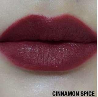wet n wild lipstick cinnamon spice