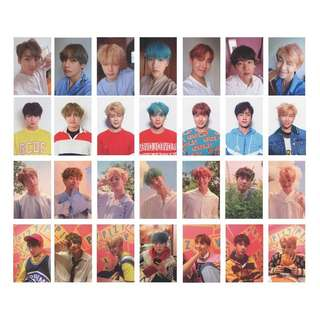 [PO] BTS Love Yourself 'Her' Unofficial/Duplicate Photocards