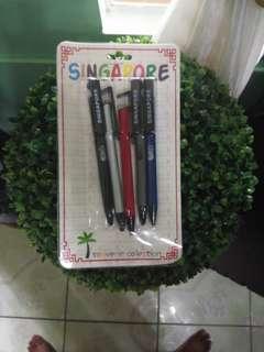 Singapore ballpen