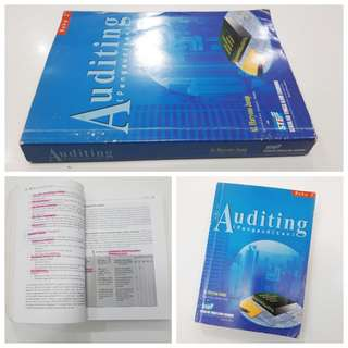 SP_PRELOVED : Auditing (Pengauditan)