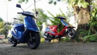 Suzuki v100 1st model edition scooter