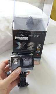 B-Cam x2 wifi + memory card 8gb