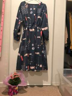 Really cool fashion style dress