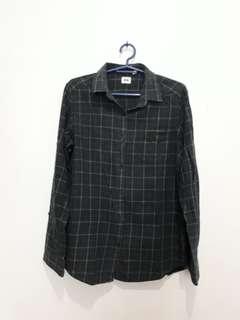 Plaind shirt longsleeves