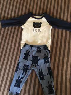 Baby Boy Clothes(almost new)