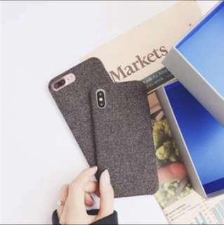 Denim Iphone X case