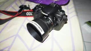 Titip Jual : Canon EOS 70D