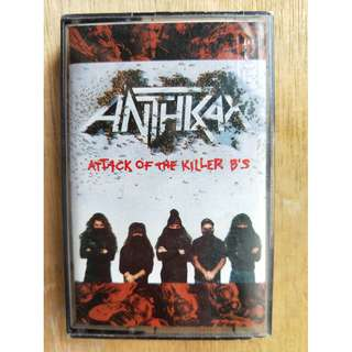 Anthrax - Attack of the killer bees (Cassette)