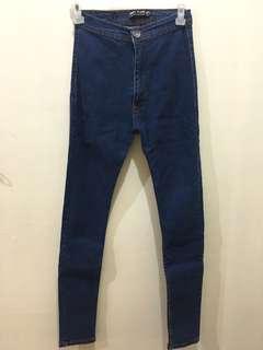 Highwaist jeans