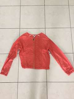 Poney Collection Girl's Jacket/Top Preloved