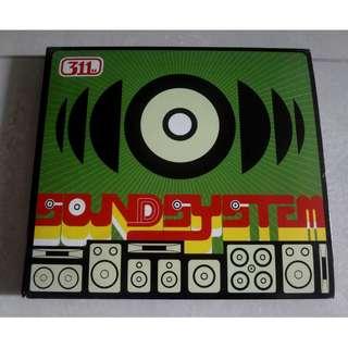 311 Sound System CD