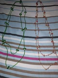 Necklace 2 for $5