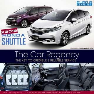 Honda SHUTTLE 1.5 ( 2018 )( NEW )( WGN )