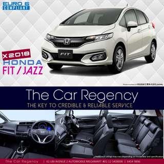 Honda FIT / JAZZ ( 2018 )( NEW )( MINI )