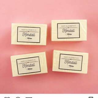 MARY ELIZABETH R KENDALL SOAP