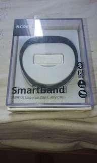 Sony 智能手帶 smartBand