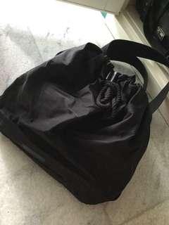 See by chloe string backpack