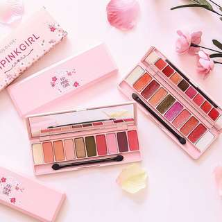 🦋Hold Live 10 Colors Makeup Shimmer Matte Eyeshadow🦋