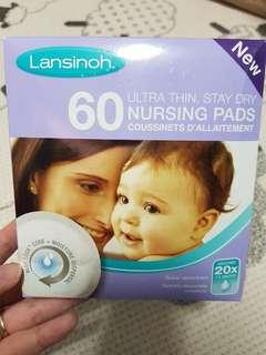 Lansinoh nursing pads / breast pads