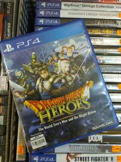 PS4 Dragon Quest Heroes 1 R3