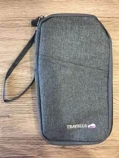 🚚 小飛機護照包