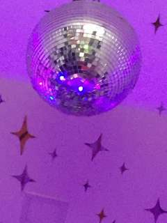 EXTRA LARGE SIZED handmade high quality mirror Disco Ball