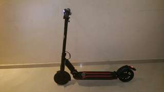 E-TWOW Booster Plus S2 500W Electric Scooter only 5.3KM Mileage 3 days old