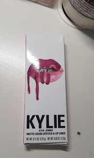 Kylie Lip Kit Posie K