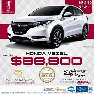 Honda VEZEL / HR-V ( 2017 )( NEW )( SUV )