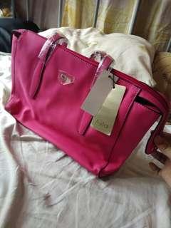 Ayla Pink Rose handbag