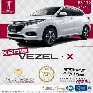 Honda VEZEL / HR-V ( 2018 )( NEW )( SUV )