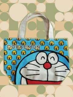 Doraemon - Bag w/ Gusset (Bell)