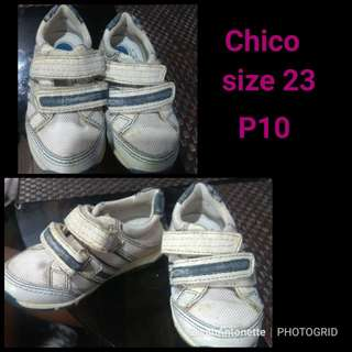 Chico rubbershoes size 23