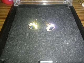 Zhulian' earrings