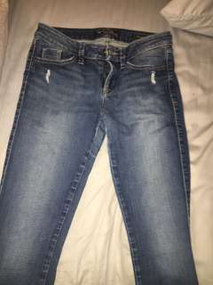 Guess Brittney Skinny Jeans Size 27