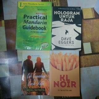 Book/ Novel