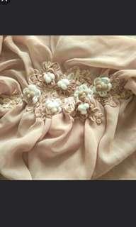 Hijab bordir ellegance