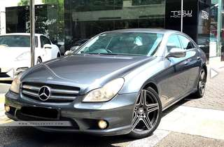 Mercedes CLS long term rental